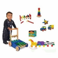 The Ultimate Toys for Active Toddlers - Bundle of 6 - click to enlarge
