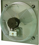 TPI CE 10-DV 10'' Venturi Mounted Direct Drive Exhaust Fan - click to enlarge