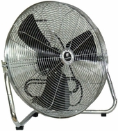 TPI CF-20 Commercial 20'' Floor Fan - click to enlarge