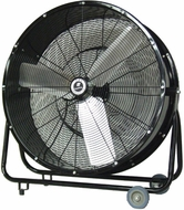 "TPI CPBS 30-D Commercial 30"" Belt Drive Blower - click to enlarge"