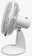 TPI ODF-12 12'' Oscillating Desk Fan - click to enlarge