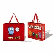 UglyDoll 94006 Red Shopping Bag - click to enlarge