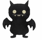 UglyDoll Black  Ice Bat