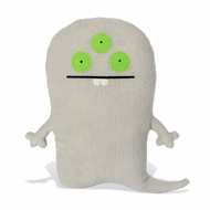 UglyDoll Classic 12 Inch Plush : Ghosty - click to enlarge