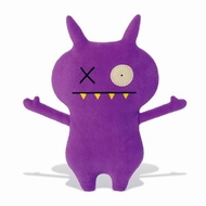 UglyDoll Classic 12 Inch Plush : Handsome Panther - click to enlarge
