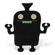 Uglydoll Little Uglys Black Uglybot - click to enlarge