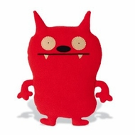UglyDoll Little Uglys Dave Darinko (Red) - click to enlarge