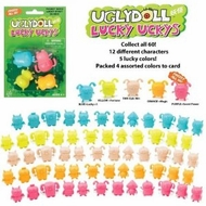 UglyDoll Lucky Uckys - click to enlarge