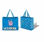 Uglydoll Tote Bag Dark Blue