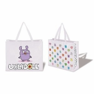 Uglydoll Tote Bag (White) - click to enlarge