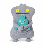 Uglydoll Uglybuddies Wage and Babo's Bird - click to enlarge