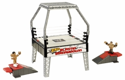 WWE Rumblers Blastin Breakdown Playset - click to enlarge