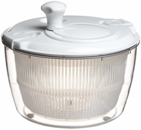 Xtraordinary Home Products NX70002 Large Salad Spinner, White - click to enlarge