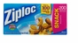 Ziploc Snack Bag Value Pack, 200-Count