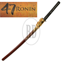 47 Ronin Limited Edition Oishi Sword