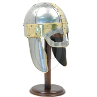 Barbarian Viking Warrior Helmet