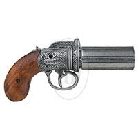 British Pepperbox Revolver