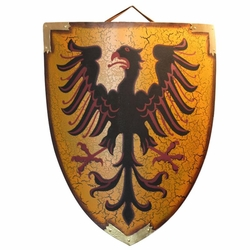 Coat of Arms Eagle Crest Shield