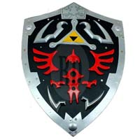 Dark Link Metal Steel Shield