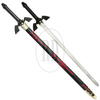 Dark Link Sword and Scabbard
