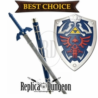 Deluxe Zelda Sword and Shield Combo