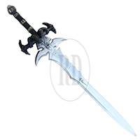 Frozen Throne War Runeblade Foam Sword
