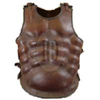 Greek Leather Muscle Cuirass