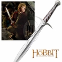 Hobbit Sting Sword with Plaque