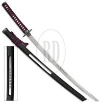 Inscription Blade Samurai Code Katana