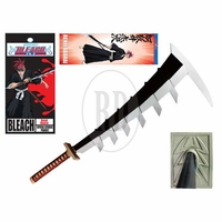 LARP Bleach Renji Foam Sword