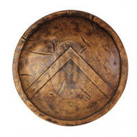 LARP Spartan Shield
