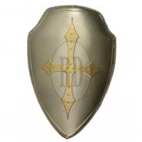 Latex Crusader Shield