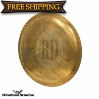 Licensed 300 Spartan Brass Shield