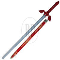 Link's Red Shadow Master Magical Sword