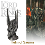 LOTR Helm of Sauron