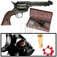 M1873 Old West Blued Cap Gun