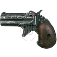 Old West .22 Cal Blank Firing Derringer