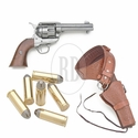 Old West Revolver and Holster Combo