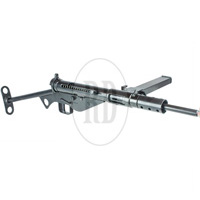 Sten Submachine British Gun