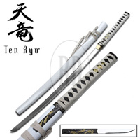 Ten Ryu Hand Forged Katana and Dagger