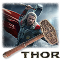 Thor Hammer and Sword Replicas