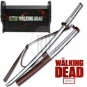 Walking Dead Sword, Scabbard, and Stand Combo
