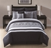 12 Piece Cal King Vivienne Bed in a Bag Set