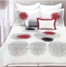 12 Piece Queen Wick Bedding Bed in a Bag w/500TC Cotton Sheet Set