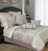 13 Piece King Kaitlin Jacquard Bedding Bed in a Bag w/500TC Cotton Sheet Set