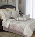 13 Piece Queen Kaitlin Jacquard Bedding Bed in a Bag w/600TC Cotton Sheet Set