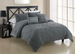 5 Piece Queen Empire Dusk Comforter Set