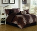7 Piece Cal King Macauthur Comforter Set
