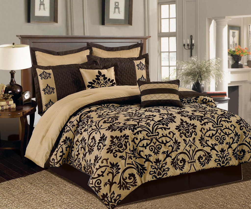 california king size bedding sets lush - California King Bed Sheets