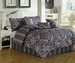 7 Piece King Lorrain Comforter Set